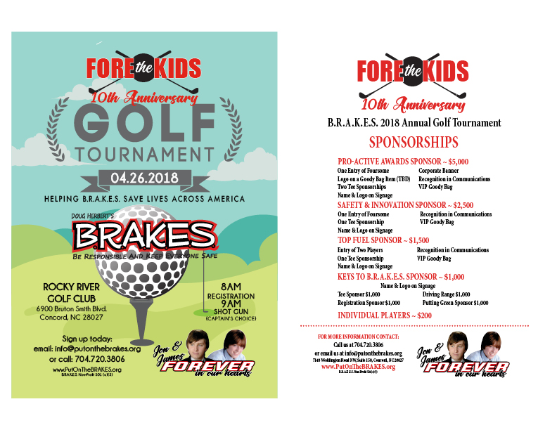 Golf Tournament 2018